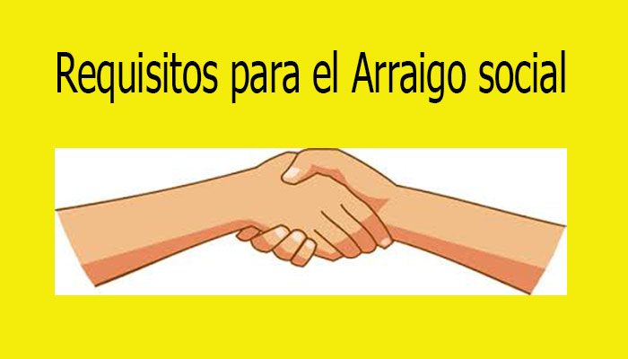El Arraigo. Asilo Político En España
