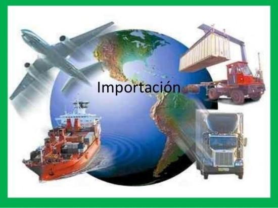 Importación y Exportación