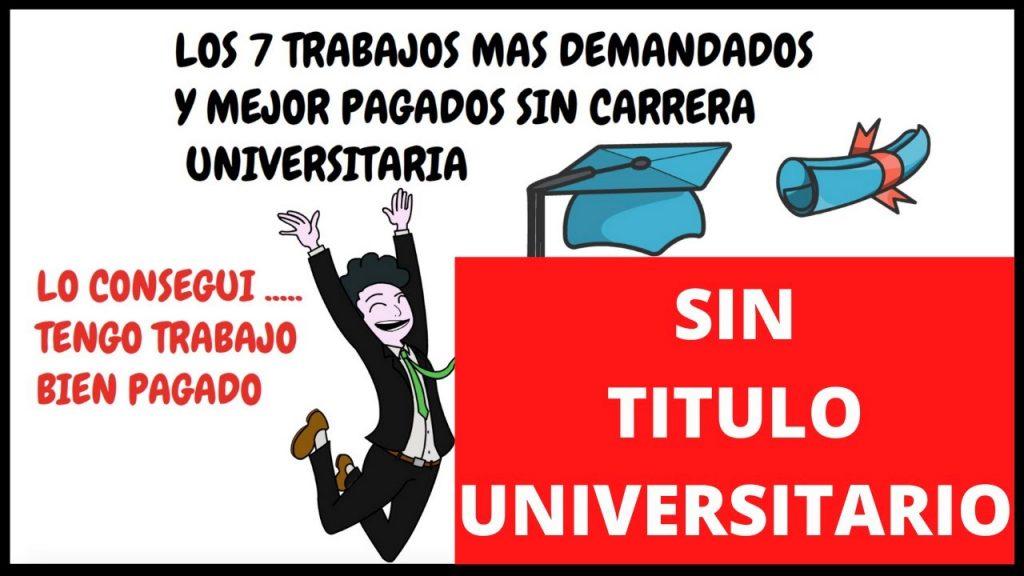 Los 7 Trabajos Mejor Pagados Sin Carrera Universitaria