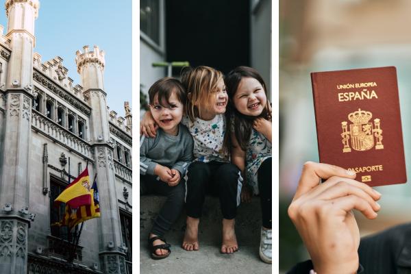 Nacionalidad Española por Opción